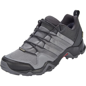 adidas TERREX AX2R GTX Chaussures Homme, carbon/grey four/solar slime